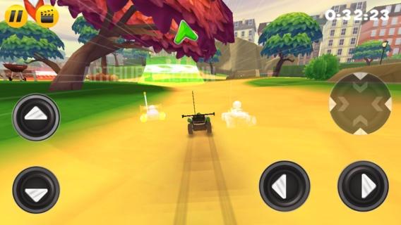 「Nikko RC Racer」のスクリーンショット 3枚目