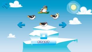 「Racing Tiny Penguin Dash」のスクリーンショット 2枚目