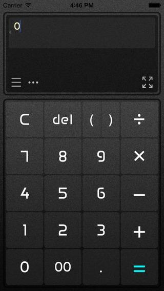 「Easi Calc for free」のスクリーンショット 1枚目
