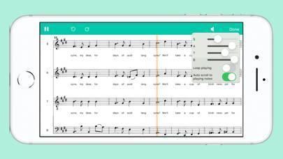 「Score Creator、ソングライター向け楽譜作成アプリ」のスクリーンショット 3枚目