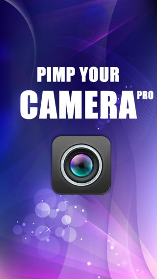 「Pimp Your Camera Pro」のスクリーンショット 1枚目