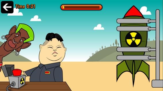 「停止キム! Stop Kim」のスクリーンショット 3枚目