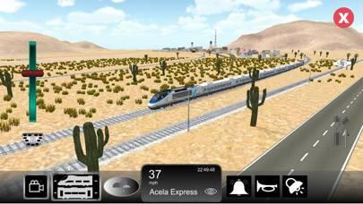 「Train Sim」のスクリーンショット 3枚目