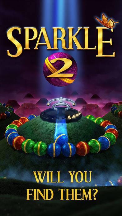 「Sparkle 2」のスクリーンショット 1枚目