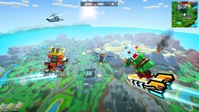 「Pixel Gun 3D: FPS PvP シューティング」のスクリーンショット 1枚目