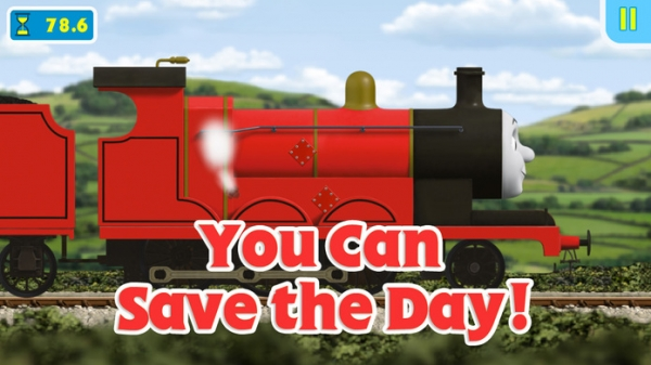 「Thomas & Friends: Lift & Haul — a collection of 6 games」のスクリーンショット 3枚目