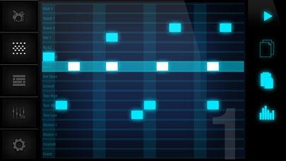 「EasyBeats 3 Pro ドラムマシーン」のスクリーンショット 2枚目