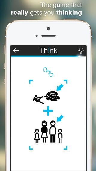 「Think」のスクリーンショット 1枚目