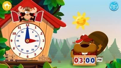 「チクタクタイム:1日の時間を区分して時間の読み方を学びます」のスクリーンショット 2枚目