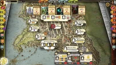「D&D Lords of Waterdeep」のスクリーンショット 2枚目