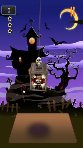 「無料のゾンビゲーム - ゾンビブロックタワー (Zombie Blocks)」のスクリーンショット 3枚目