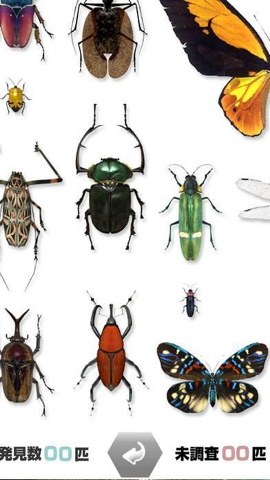 「世界の昆虫採集ライト」のスクリーンショット 2枚目