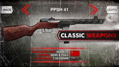 「Weaphones WW2: Firearms Simulator」のスクリーンショット 1枚目