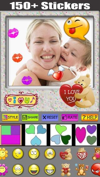 「Baby Photo Frames」のスクリーンショット 3枚目