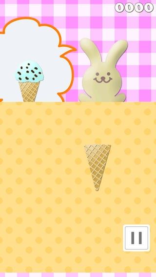 「うさアイス」のスクリーンショット 3枚目