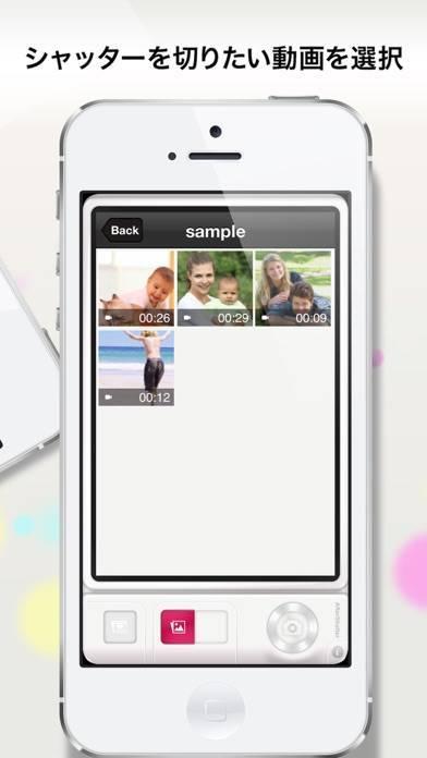 「動画を写真にするアプリ「AfterShutter 4K」」のスクリーンショット 2枚目