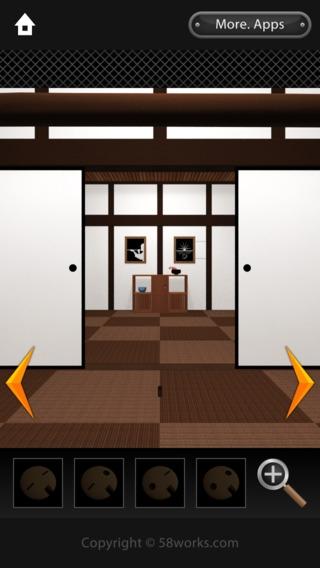 「脱出ゲーム KALAQULI R」のスクリーンショット 2枚目