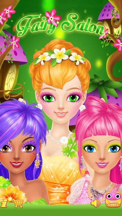 「Fairy Salon™」のスクリーンショット 1枚目