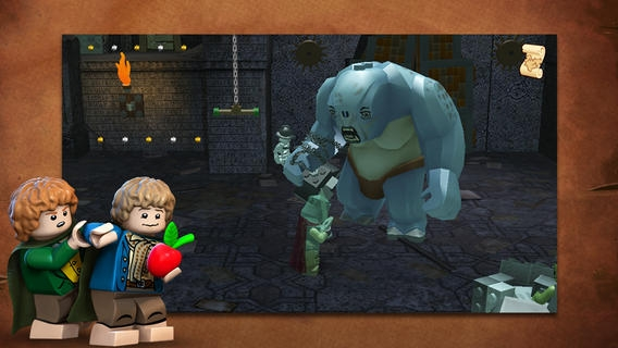 「LEGO® The Lord of the Rings™」のスクリーンショット 2枚目