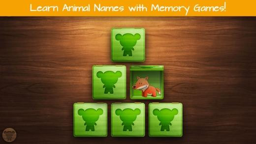 「教育的な動物ゲーム – 1,2,3歳児向けパズル」のスクリーンショット 2枚目