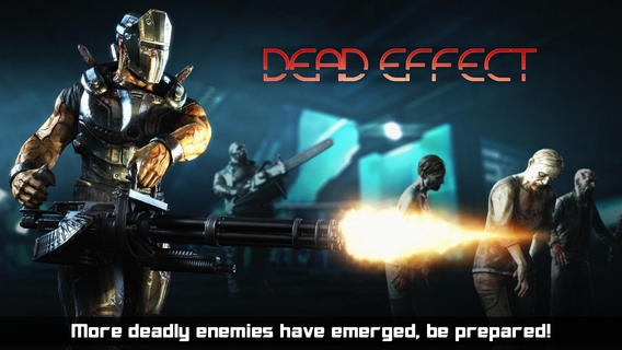 「Dead Effect」のスクリーンショット 1枚目