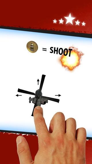 「Apache War Helicopter - Apache 戦争ヘリコプター」のスクリーンショット 3枚目