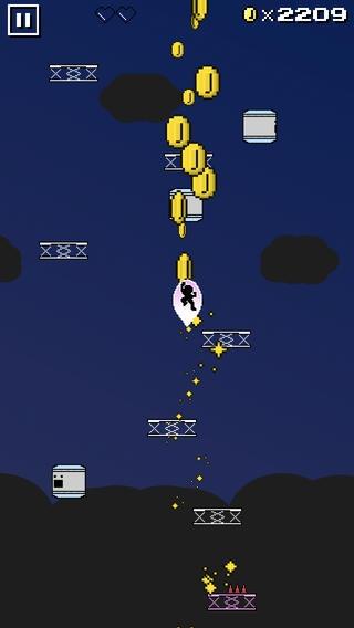 「コインジャンプ!」のスクリーンショット 3枚目