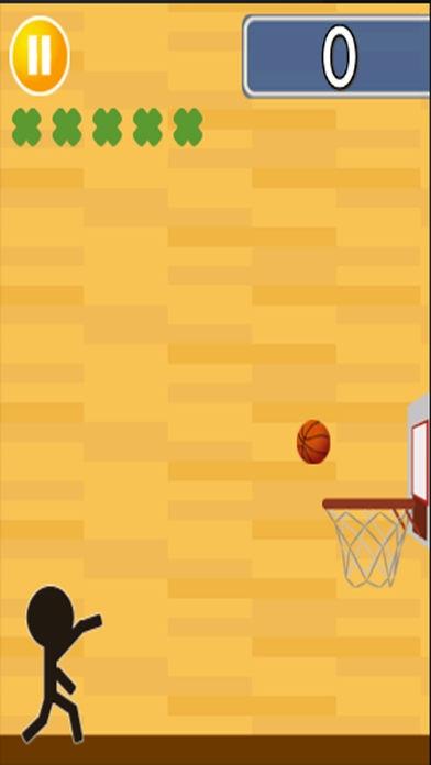「バスケがしたいです」のスクリーンショット 1枚目