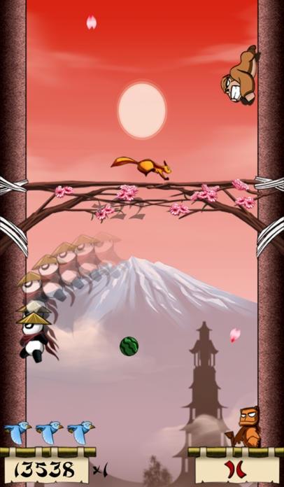 「Panda Jump Seasons」のスクリーンショット 3枚目