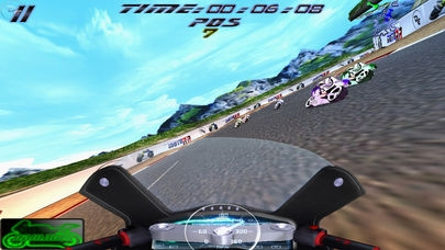 「Ultimate Moto RR」のスクリーンショット 3枚目