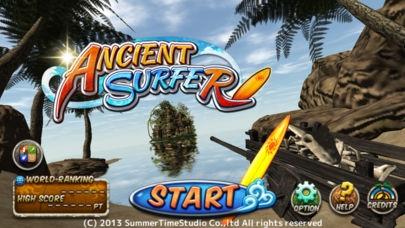「Ancient Surfer」のスクリーンショット 1枚目