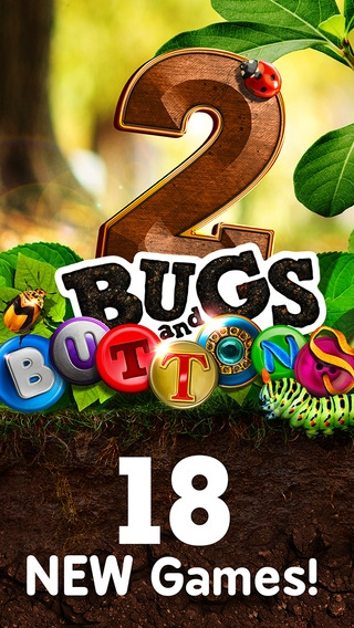 「Bugs and Buttons 2」のスクリーンショット 1枚目