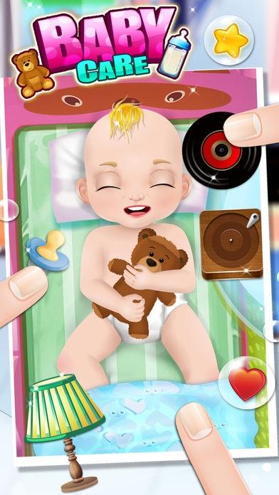 「ベビーケア&ベビー病院 - 子供向けゲーム」のスクリーンショット 2枚目