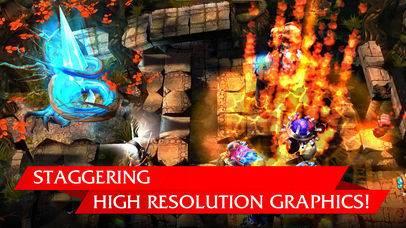 「Defenders: Tower Defense Origins」のスクリーンショット 2枚目