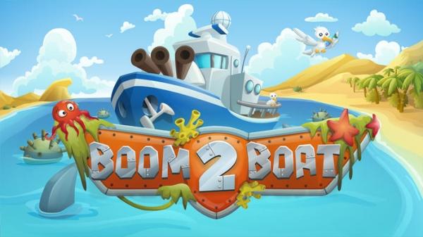 「Boom Boat 2」のスクリーンショット 1枚目
