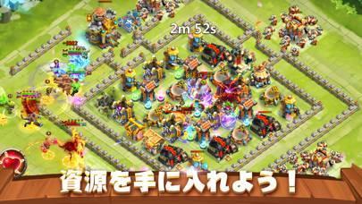 「Castle Clash:頂上決戦」のスクリーンショット 2枚目