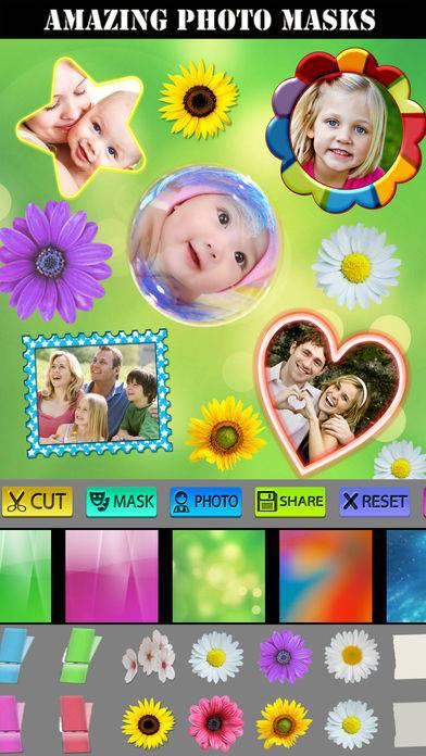 「Photo Cut And Collage」のスクリーンショット 3枚目