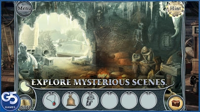 「Treasure Seekers 3: Follow the Ghosts, Collector's Edition (Full)」のスクリーンショット 2枚目