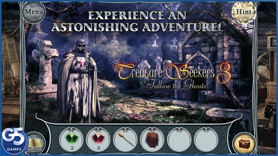 「Treasure Seekers 3: Follow the Ghosts, Collector's Edition (Full)」のスクリーンショット 1枚目