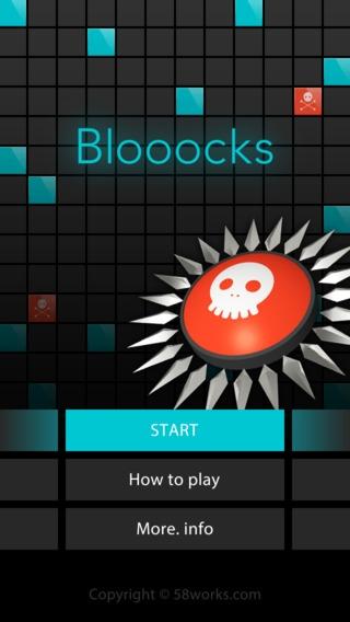 「Blooocks」のスクリーンショット 1枚目