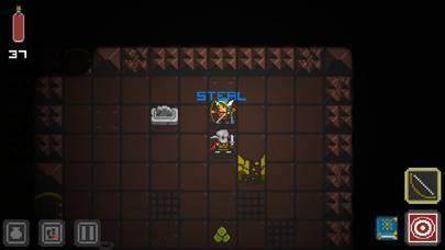 「Quest of Dungeons」のスクリーンショット 1枚目