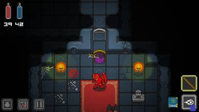 「Quest of Dungeons」のスクリーンショット 3枚目