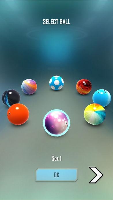 「Bowling 3D Extreme」のスクリーンショット 2枚目