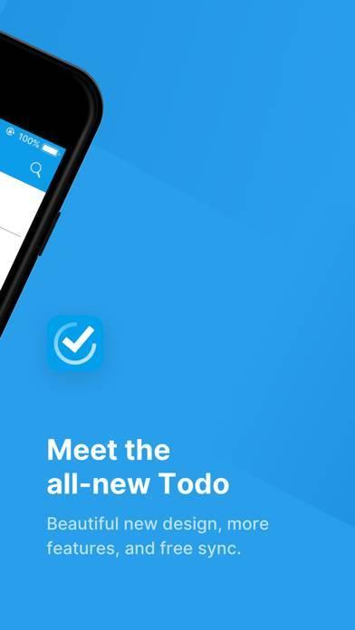 「Todo -従来的なやることタスクリスト」のスクリーンショット 2枚目