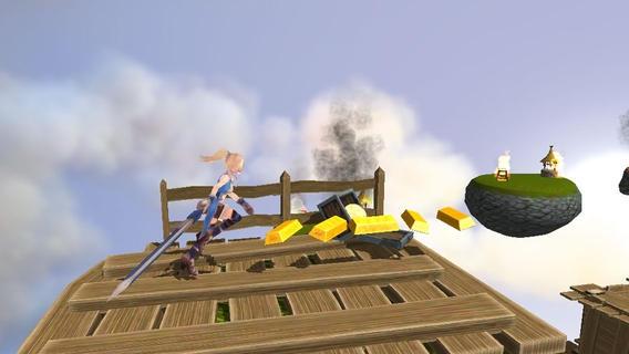「Adventure Quest Hero Run Free」のスクリーンショット 3枚目