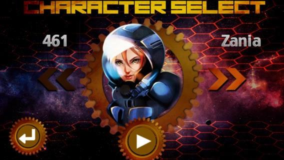 「SlugCraft - 銀河戦争革命 - 無料のモバイル版」のスクリーンショット 2枚目