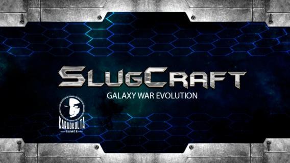 「SlugCraft - 銀河戦争革命 - 無料のモバイル版」のスクリーンショット 1枚目