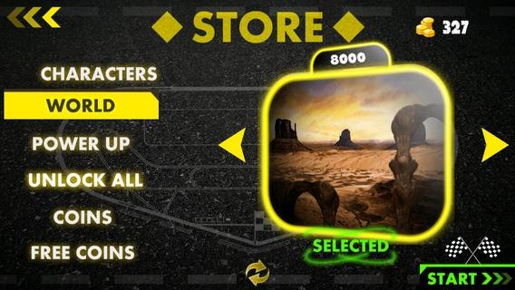 「4つの車輪のモンスターの狂気 - 最高の無料のクールなゲームズをプレイ アプリおすすめ飛行機オセロオススメ脱出最新マウンテンマリオランキンググリーきせかえ野球サッカーテトリス着」のスクリーンショット 3枚目