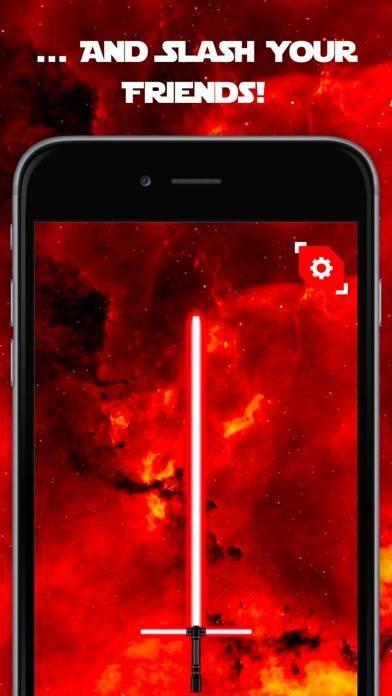 「Force Saber of Light」のスクリーンショット 2枚目