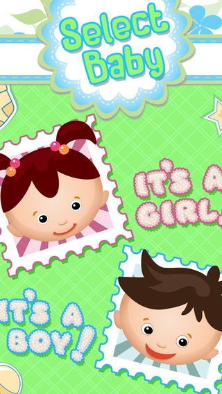 「Baby Hair Salon」のスクリーンショット 2枚目